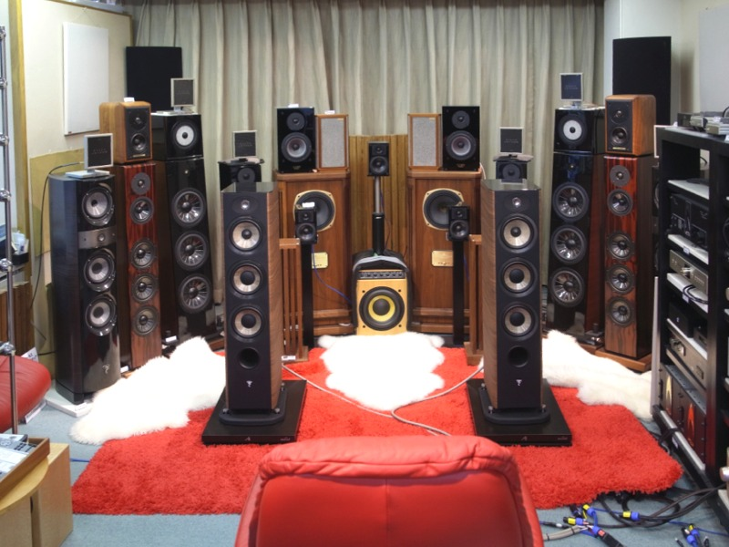 Focal Aria 926 フォーカル アリア 926 音質 試聴 比較 テスト