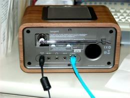 tangent   quattro mk2   タンジェント クアトロ ウェブラジオ インターネットラジオ Wifi   radio音質 使い方 評価 販売